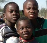 2 black boys